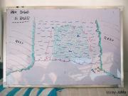 Abu Dabab El Baar -  Map